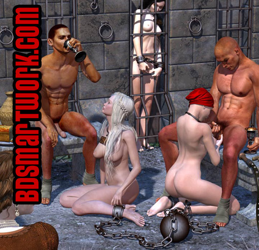 3d bdsm inquisition by riodoro